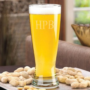 Personalized Grand Pilsner Glass image
