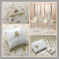 Ivory Seashell Wedding Collection