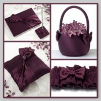 Collection - Plum Satin