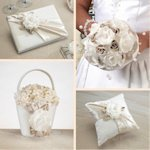 Taupe Rose Wedding Collection
